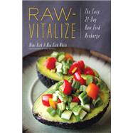 Raw-Vitalize by Kirk, Mimi; White, Mia Kirk; Mendell, Mike, 9781682680285
