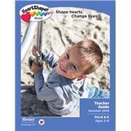 Pre-k & K Teacher Guide Summer 2016 by Standard Publishing, 9780784740286