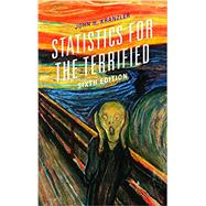 Statistics for the Terrified by Kranzler, John H., 9781538100288