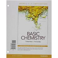 Basic Chemistry, Books a la Carte Plus Mastering Chemistry with Pearson eText -- Access Card Package by Timberlake, Karen C., 9780134270289