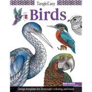 Tangleeasy Birds by Kwok, Ben (CRT), 9781497200289