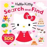 Hello Kitty Search and Find by Jones, Frankie, 9781499800289