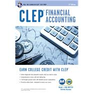 CLEP Financial Accounting by Balla, Donald P., 9780738610290