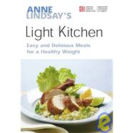 Anne Lindsay's Light Kitchen by Lindsay, Anne, 9780771590290