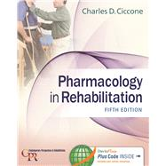Pharmacology in Rehabilitation by Ciccone, Charles D., Ph.D., 9780803640290