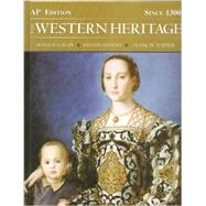 AP* Test Prep for The Western Heritage, Since 1300 Updated AP* Edition, 11/e by Kagan, 9780134050294