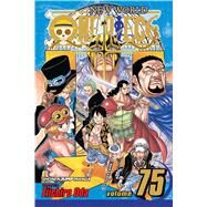 One Piece, Vol. 75 by Oda, Eiichiro, 9781421580296