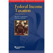 Federal Income Taxation by Chirelstein, Marvin; Zelenak, Lawrence, 9781628100297