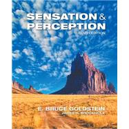 Sensation and Perception by Goldstein, E. Bruce; Brockmole, James, 9781305580299