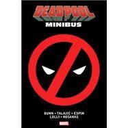 Deadpool Minibus by Marvel Comics, 9780785190301