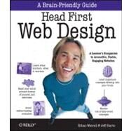 Head First Web Design by Watrall, Ethan, 9780596520304
