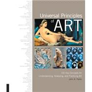 The Universal Principles of Art: 100 Key Concepts for Understanding, Analyzing, and Practicing Art by Parks, John A. A., 9781631590306