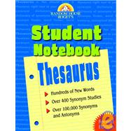 Random House Roget's Student Notebook Thesaurus at Biggerbooks.com