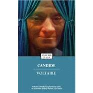 Candide by Voltaire, 9781416500308