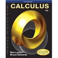 K12HS CALCULUS 10E by Larson Ron, 9781285060309