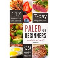 Paleo for Beginners by Chatham, John, 9781623150310