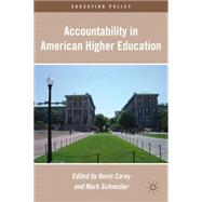 Accountability in American Higher Education at Biggerbooks.com