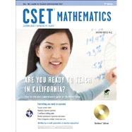 CSET Mathematics: Testware Edition by Porter, Kathryn, Ph.D., 9780738610313