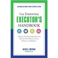 The Essential Executor's Handbook by Hoffman, David G., 9781632650313