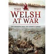 The Welsh at War by John, Steven, 9781526700315
