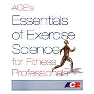 Essentials of Exercise Science by AM.COUNCIL EX, 9781890720315