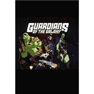 Marvel Universe Guardians of the Galaxy by Caramagna, Joe; Fine, Joshua; Mantlo, Bill; Buscema, Sal, 9780785190318