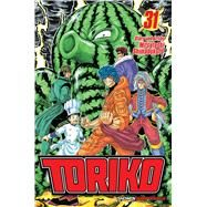 Toriko, Vol. 31 Hex Food World by Shimabukuro, Mitsutoshi, 9781421580319
