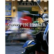 Student Activities Manual for Merlonghi/Merlonghi/Tursi/O'Connor's Oggi In Italia by Merlonghi, Franca; Merlonghi, Ferdinando; Tursi, Joseph; O'Connor, Brian, 9780495900320