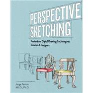 Perspective Sketching: An Illustrated Handbook for Artists & Designers by Paricio, Jorge, 9781631590320