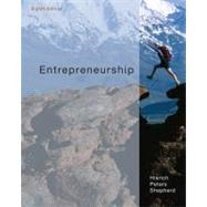 Entrepreneurship by Hisrich, Robert; Peters, Michael; Shepherd, Dean, 9780073530321
