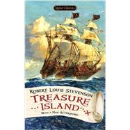 Treasure Island by Stevenson, Robert Louis; Scott, Patrick; Levine, Sara (AFT), 9781101990322