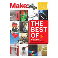 The Best of Make by Make Books, 9781680450323