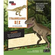 Incredibuilds - Tyrannosaurus Rex by Insight Editions (CRT), 9781682980323