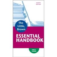 Little, Brown Essential Handbook by Aaron, Jane E., 9780321920324