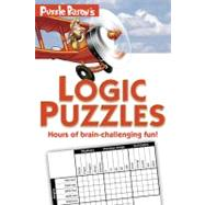 Puzzle Baron's Logic Puzzles by Ryder, Stephen P. (Author), 9781615640324