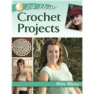 24-Hour Crochet Projects 9780486800325N