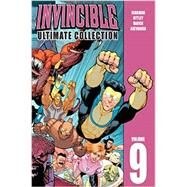Invincible Ultimate Collection 9 by Kirkman, Robert; Ottley, Ryan; Rathburn, Cliff (CON); Rauch, John (CON), 9781632150325