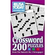 USA Today Crossword : 200 Puzzles from the Nation's No. 1 Newspaper by Andrews McMeel Publishing, 9780740770326