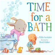 Time for a Bath by Gershator, Phillis; Walker, David, 9781454910329