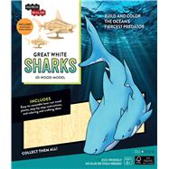 Incredibuilds - Great White Shark by Insight Editions (CRT), 9781682980330