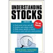 Understanding Stocks 2E by Sincere, Michael, 9780071830331