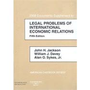 Legal Problems of International Economic Relations by Jackson, John H., 9780314160331