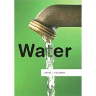 Water by Feldman, David L., 9780745650333