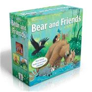 Bear and Friends Bear Snores On; Bear Wants More; Bear's New Friend by Wilson, Karma; Chapman, Jane, 9781481430333