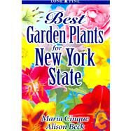 Best Garden Plants for New York State by Cinque, Maria, 9789768200334