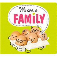 We Are A Family (Small Format) by Priddy, Roger, 9780312520335