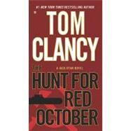 The Hunt for Red October by Clancy, Tom, 9780425240335