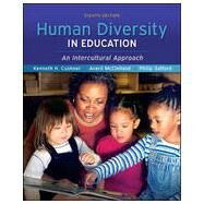 Human Diversity in Education by Cushner, Kenneth; McClelland, Averil; Safford, Phillip, 9780078110337