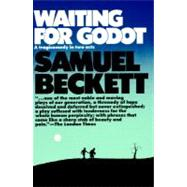Waiting for Godot - English A Tragicomedy in Two Acts by Beckett, Samuel, 9780802130341