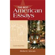 The Best American Essays, College Edition by Atwan, Robert, 9781133310341